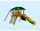Игровая площадка для детей -MD_005