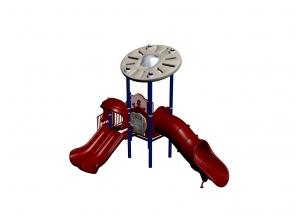 Детский игровой комплекс WD-UT124 для детей до 6 лет