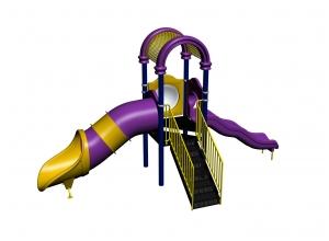 Детский игровой комплекс WD-WN190 для детей до 6 лет
