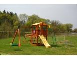 Деревянный детский игровой комплекс -MD_002