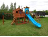 Уличный детский игровой комплекс -MD_014