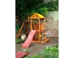 Деревянный детский игровой комплекс -MD_003
