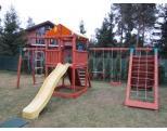 Деревянный детский игровой комплекс -MD_007